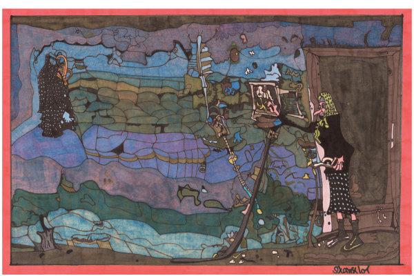 Livro Reúne uma Série de Pinturas Criadas por Autistas 23