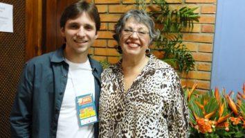 Entrevista com a Profª Sandra Bernardes (XII JMCC) 25
