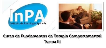 Nova turma do curso online de Fundamentos da Terapia Comportamental 5