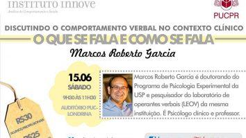 Palestra no Instituto Innove - Comportamento Verbal na Clínica - Londrina/PR 23