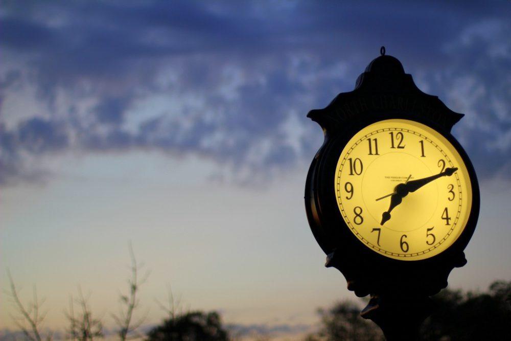 O tempo é relativo? (Foto: Flickr/Creative Commons)