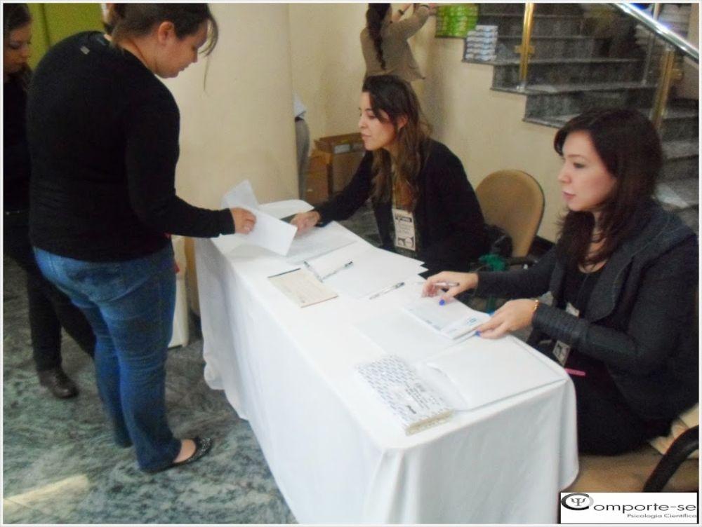 III CPAC (Congresso de Psicologia e Análise do Comportamento) - Londrina/PR - Fotos 149