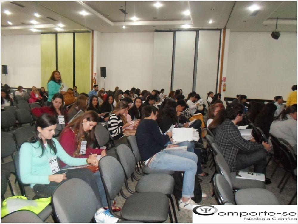 III CPAC (Congresso de Psicologia e Análise do Comportamento) - Londrina/PR - Fotos 161