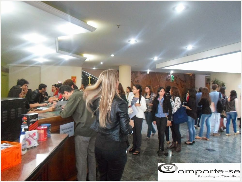 III CPAC (Congresso de Psicologia e Análise do Comportamento) - Londrina/PR - Fotos 163