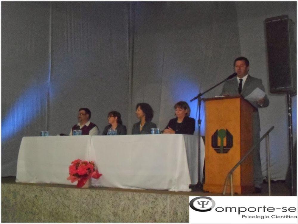 III CPAC (Congresso de Psicologia e Análise do Comportamento) - Londrina/PR - Fotos 167