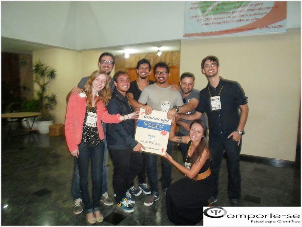 III CPAC (Congresso de Psicologia e Análise do Comportamento) - Londrina/PR - Fotos 201