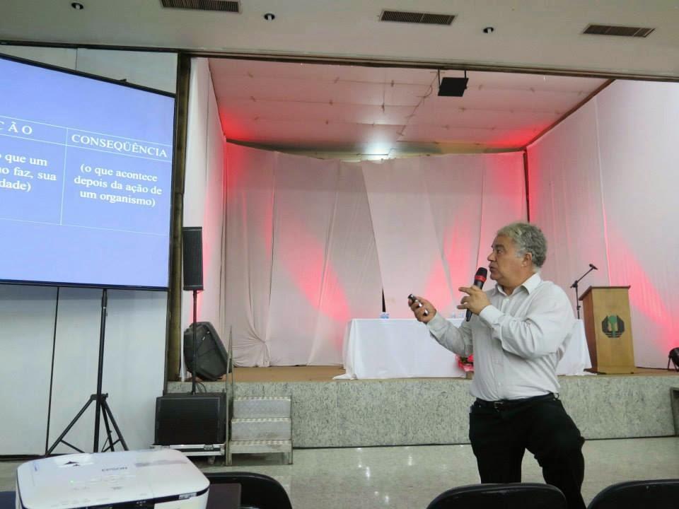 [Entrevista Exclusiva] Prof. Silvio Botomé e os desafios da Análise do Comportamento brasileira - III CPAC-Londrina/PR 9