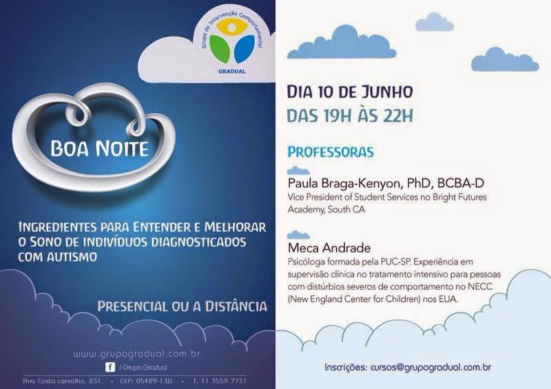 Novos cursos no Grupo Gradual em junho - São Paulo/SP 9