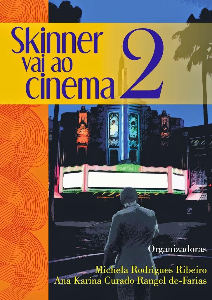 Novo volume do livro Skinner Vai ao Cinema - gratuito!