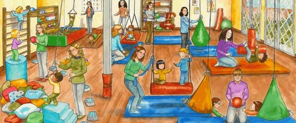 Autismo: A alteração sensorial e as estereotipias 5