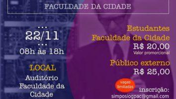 I Simpósio de Análise do Comportamento da Faculdade da Cidade - Salvador/BA 7