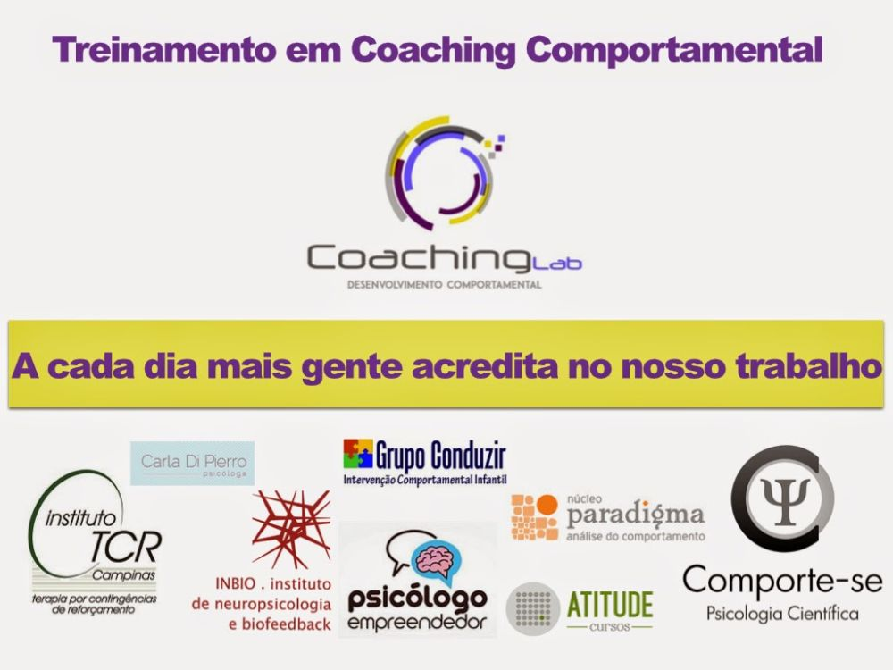 Alda Marmo fala sobre o Programa Coaching Lab - São Paulo/SP 5