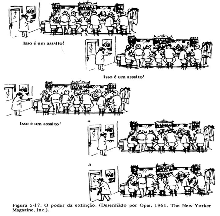 Discutindo o cotidiano a partir da extinção operante: o comportamento de birra 7
