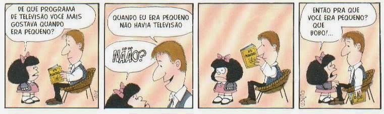 Mafalda | Depósito de Tirinhas