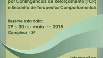 Sorteio de uma inscrição no III Congresso Brasileiro de Terapia por Contingências de Reforçamento (TCR) 10