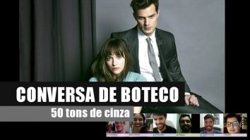 "Conversa de boteco - 50 tons de ""treta"" 15"