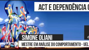 Sorteio de uma inscrição para o Curso: ACT e Dependência Química - Instituto Continuum. 1