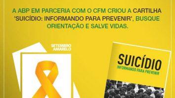 Associação Brasileira de Psiquiatria lança cartilha sobre detecção de risco e prevenção de suicídio 19
