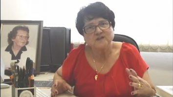Confira a entrevista da Dra. Deisy das Graças de Souza falando sobre as pesquisas do INCT/ECCE 17