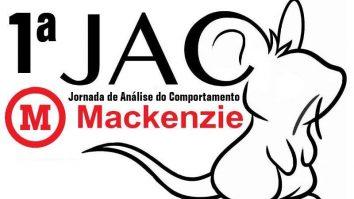 1ª JAC Mackenzie - Jornada de Análise do Comportamento 55
