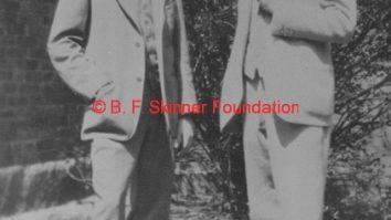 A vida de B.F. Skinner parte IV: o primeiro contato com a psicologia 18