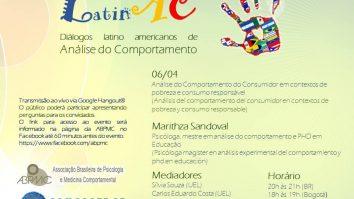 Confira os vídeos do LatinAC I e II: Parceria Comporte-se e ABPMC 15