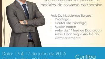 Coaching & Psicologia e Instrumental Coaching - Instituto Nicodemos Borges 13