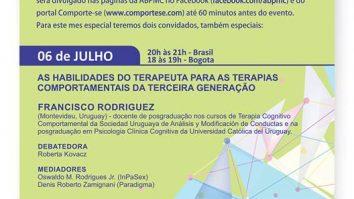 Diálogos Latinoamericanos de Análise do Comportamento 7
