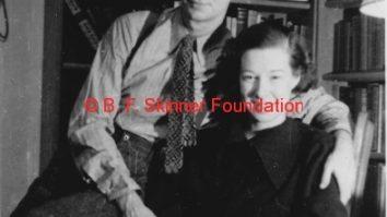 A vida de B.F. Skinner parte VI: relacionamentos românticos 19
