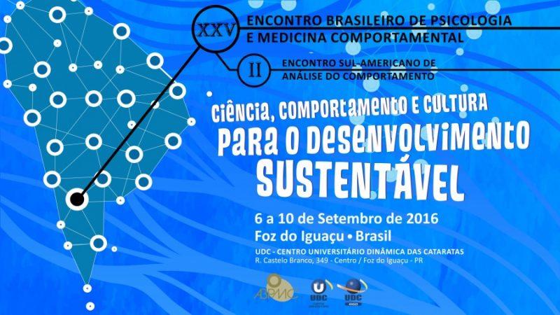 A DBT no XXV Encontro Brasileiro de Análise do Comportamento 5
