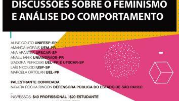 I Encontro do Coletivo Feminista Marias & Amélias de Mulheres Analistas do Comportamento 19