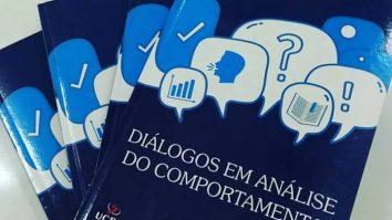 """Confira! Publicação do livro: """"Diálogos em Análise do Comportamento"""" 15"""
