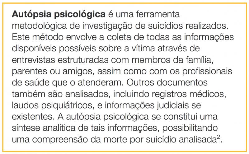 O Homicídio-Suicídio no Voo Germanwings 9525: Algumas Considerações de uma Autópsia Psicológica 9