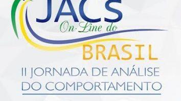 JACs do Brasil (Online): II Jornada de Análise do Comportamento 16