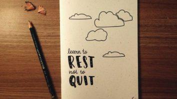 Aprenda a descansar... 15