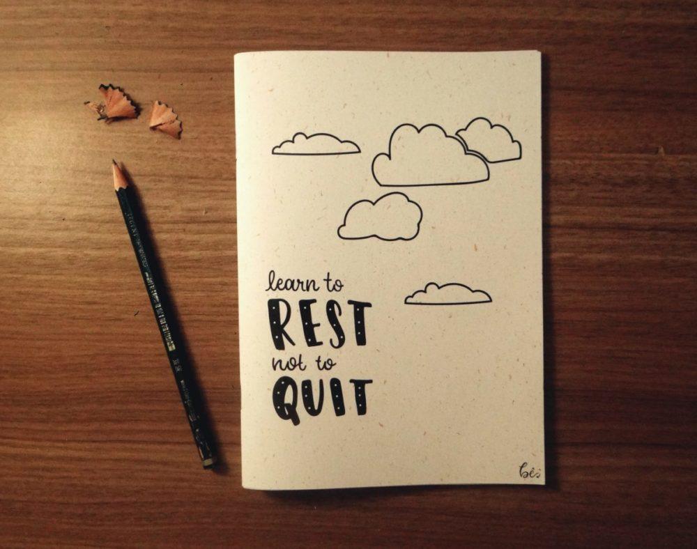 Aprenda a descansar... 5