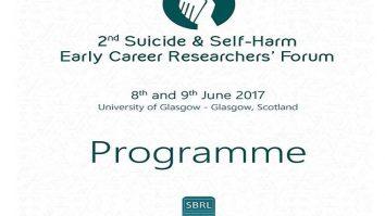 II Fórum de Investigadores em Suicídio e Autolesão 37