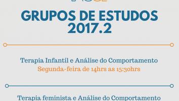 Grupos de Estudos sobre AC e Terapia Feminista/Terapia Infantil em Fortaleza 21