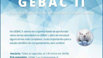 UFC Fortaleza abre inscrições para grupo de Estudos Básicos em AC 15