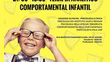 NAC - Terapia Analítico-Comportamental Infantil 19