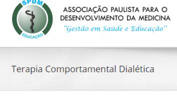 Curso Terapia Comportamental Dialética - SPDM 21