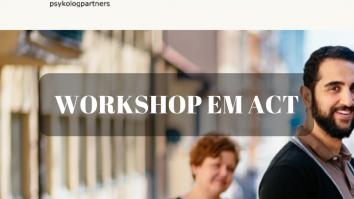 Workshop de ACT - Psykologpartners 17