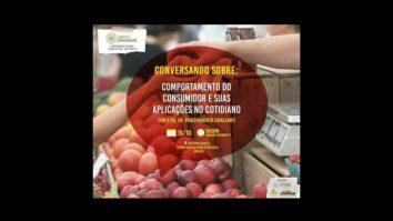 """Palestra """"Comportamento do Consumidor e suas aplicações no cotidiano"""" 15"""