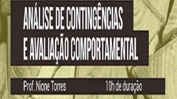 Curso Análise de Contingências e Avaliação Comportamental 13