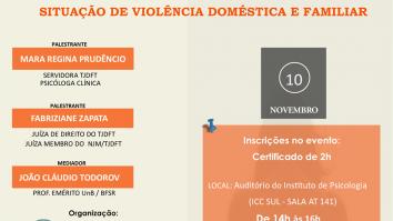 Palestra em AC e Políticas Públicas: Assistência à Mulher em Violência Familiar e Doméstica 3