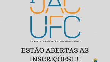 Inscrições abertas para a I JAC UFC 5