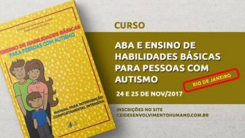 ABA e Ensino de Habilidades Básicas para Pessoas com Autismo 13