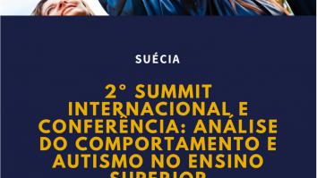 2º Summit Internacional e Conferência: Análise do Comportamento e Autismo no Ensino Superior 43