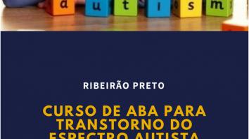 Curso ABA para Autismo em Ribeirão Preto 21