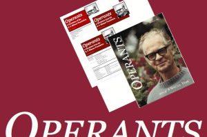Confira! Nova edição da revista Operants - B. F. Skinner Foudation 15